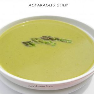 Asparagus-Potato Soup