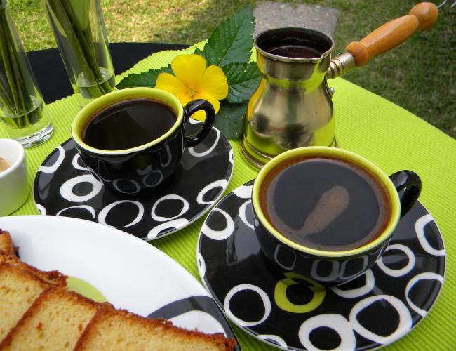 Kahwa (Turkish Coffee)