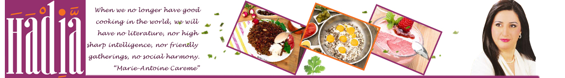 Hadias Lebanese Cuisine
