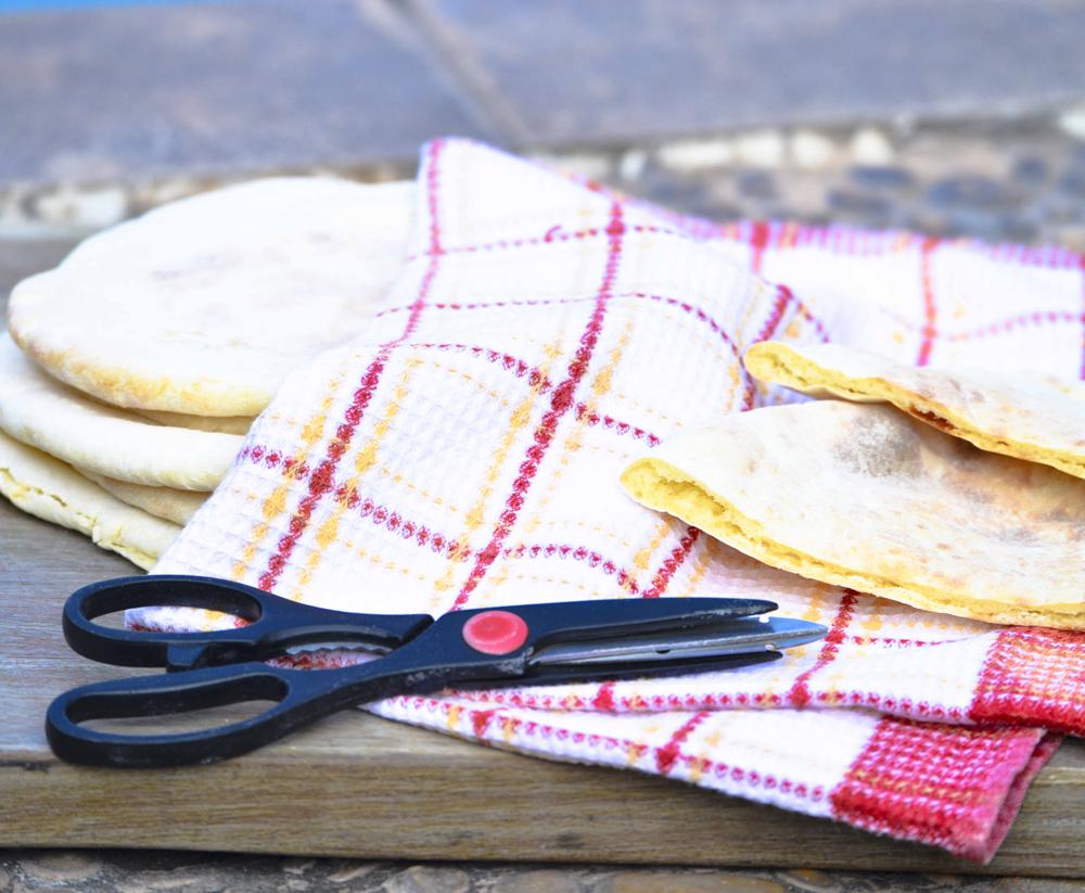 Pita Bread / Arabic Bread | Hadias Lebanese Cuisine