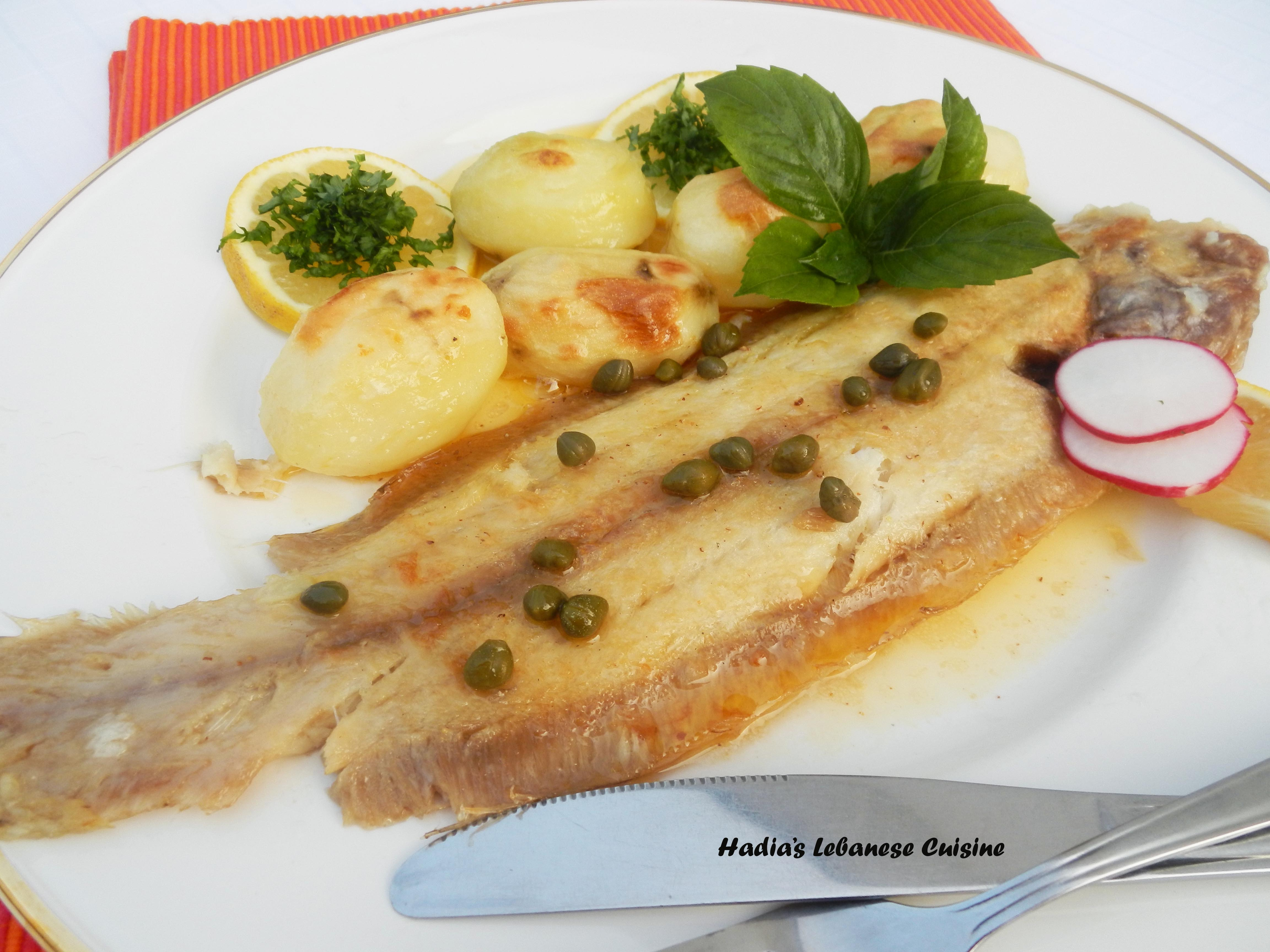 how to cook sole fillets in a pan