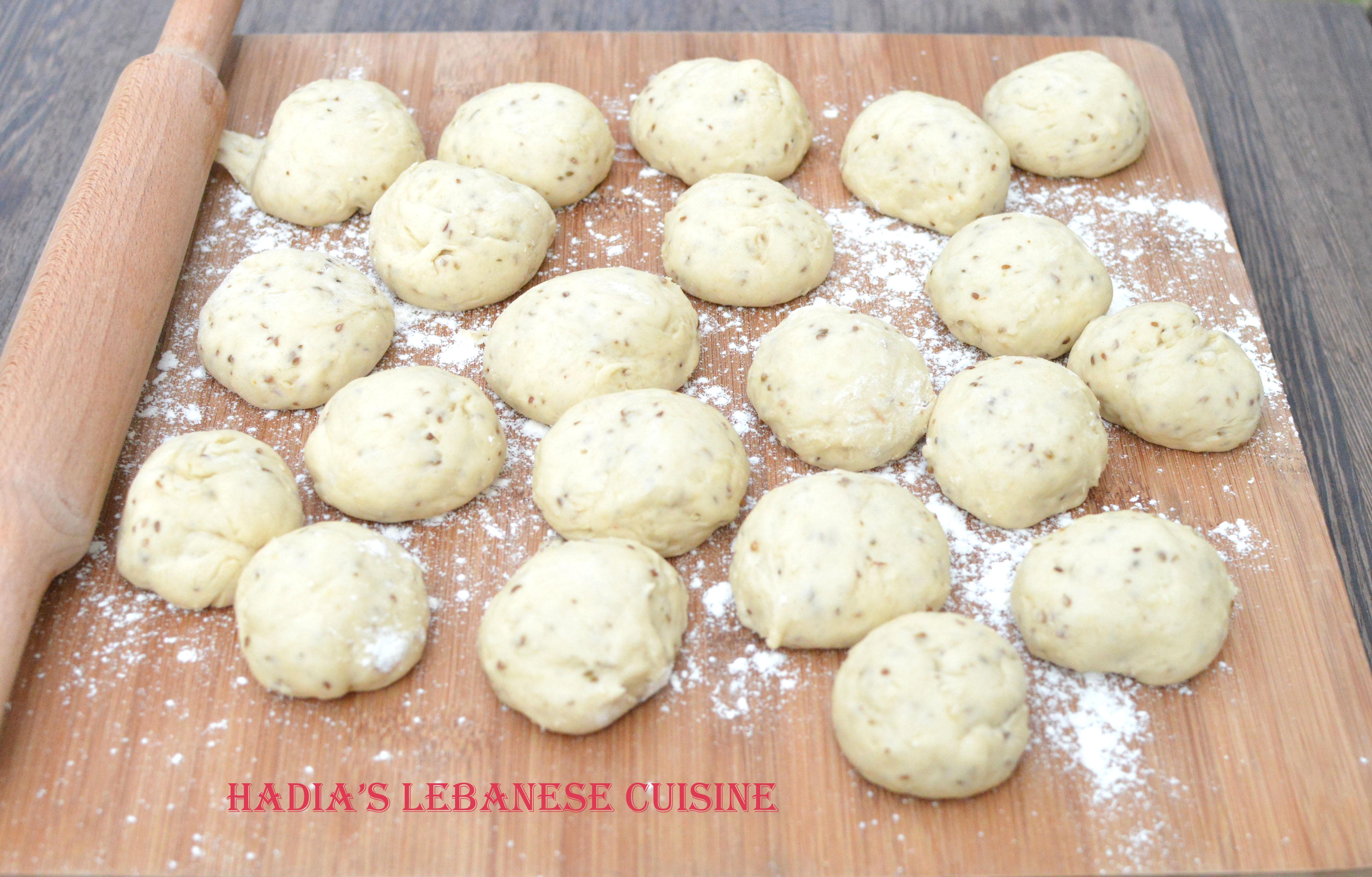 Zalabia (Lebanese Sweet Fritters) | Hadias Lebanese Cuisine
